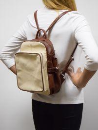 Рюкзак из кожи SK011361
