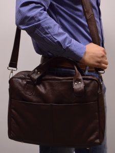 Мужская сумка из кожи SK01456