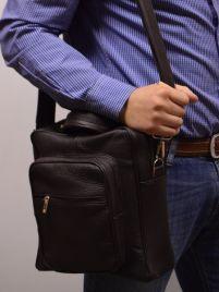 Мужская сумка из кожи SK01438