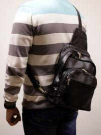 Мужская сумка из кожи SK01305