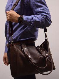 Мужская сумка из кожи SK01421